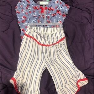 Babygirl boutique outfit